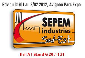 Salon SEPEM à Avignon